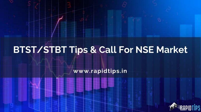 BTST-and-STBT-Tips-and-Call-For-NSE-Market